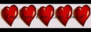 5 Hearts rating