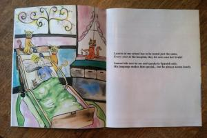 wilena book illustrations