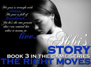 THE RIGHT MOVES reveal picture