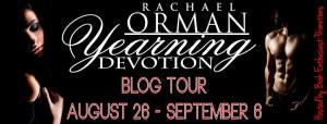 Yearning Devotion Blog Tour Banner