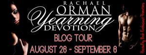 Yearning Devotion Blog Tour Banner