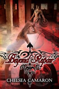 Beyond Repair Kindle Cover