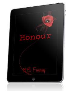 Ereader Cover for Honour