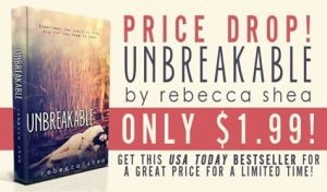 Unbreakable SALE