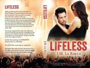 Lifeless final cover